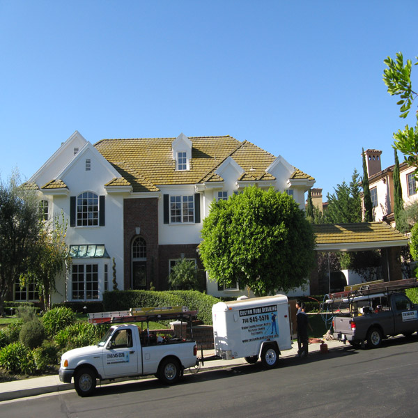Roof Cleaning Laguna Niguel